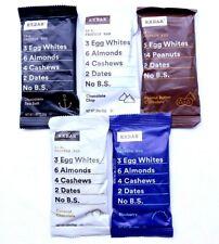 100 RxBar Protein Bar Blueberry Chocolate Chip Coconut Peanut Butter Rx Bar