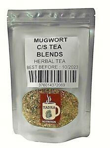 Mugwort cut and shifted Artemisia Vulgaris Herbal Tea - Eastern Europe