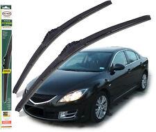 "Mazda 6 replacement wiper blades HEYNER HYBRID 24""18"" 2012-on"