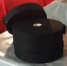 Bordino da 3 cm in tessuto sonnenland nero