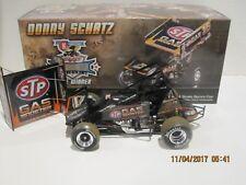 DONNY SCHATZ 2013 #15 STP KNOXVILLE WIN SPRINT CAR 1/24