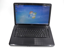 Dell Inspiron N5030 ordinateur portable Windows 7 Celeron Webcam 250 Go 3 15.6