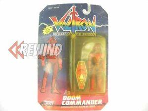 DOOM COMMANDER, 1984 Voltron Panosh Place Action Figure