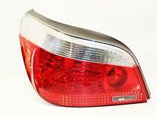 BMW 5er E60 Bremslicht Rücklicht Bremsleuchte Blinker Weiss Hinten Links 7165737