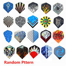 10pcs Professional Sports 2D Dart Flights Nice Laser Darts Tail Wing Playing Toy
