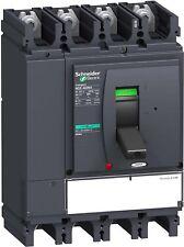 SCHNEIDER - interrupteur sectionneur compact NSX400NA MICROLOGIC 0.3 NA 4P