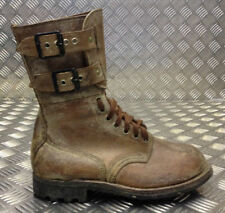 French Issued Army Collectable Surplus Boots