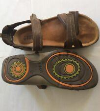 Noat Womens Sandals Brown Size 8 8.5 EU 39