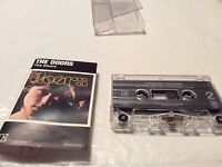 THE DOORS Self-Titled (Cassette Tape) Elektra EX Condition Paper Labels