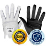 Bionic Mens Relax Grip Golf Glove For Right Handed Golfer Fits Left Hand (2Pack)