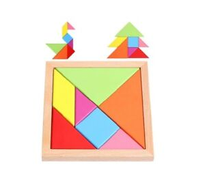 Baby Toys Educational  Math  Wooden Geometric  Colorful Sorting Board Kids