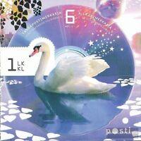 Briefmarken f/ür Sammler 2004 Jean Sibelius kompl.Ausg. Prophila Collection Finnland 1680-1685