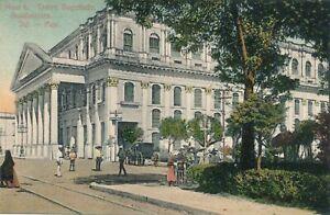 GUADALAJARA - Teatro Degollado - Mexico