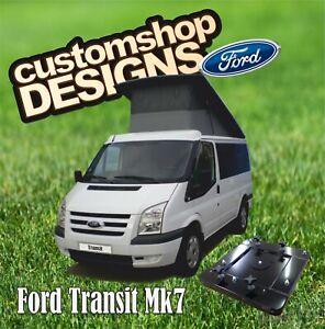 Ford Transit Mk7 Camper / Day Van Double Seat Swivel Base (RHD UK Model)