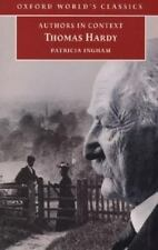 Thomas Hardy (Authors in Context) (Oxford World's Classics)-ExLibrary