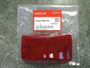 Honda Taillight Lens TR200 Fat Cat XR250R XR350R XR600R XR650R OEM 33702-KN5-671