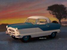 1958 58 AMC NASH METROPOLITAN 1/64 SCALE COLLECTIBLE DIECAST MODEL - DIORAMA