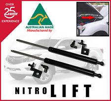 NITRO LIFT BONNET GAS STRUT DAMPER CONVERSION KIT MAZDA BT50 BT 50 2012-2018.
