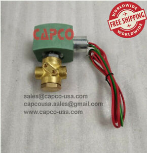 "Solenoid Valve 2500125-657/SULLAIR/""FREE SHIPPING"""