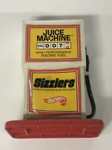 1970's Mattel Redline Hot Wheels Sizzlers Juice Machine