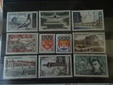 FRANCE - LOT XB timbres années '50, neufs** LUXE