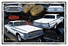 1962 Dodge Dart Poster Print