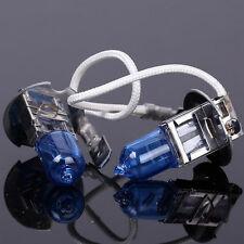 2x H3 55W 12V Super Bright White Fog Light Halogen Bulb Car Headlight Lamp 6000K