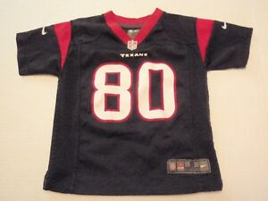 Andre Johnson Houston Texans Nike NFL Jersey Size Child Small (4) #80