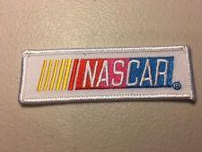 """Nascar Auto Racing Stock Car Patch 3.75"""" X 1.25"""""""