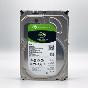 Seagate - BarraCuda Compute Festplatte | 8TB | SATA-III HDD (6Gb) | ST8000DM004