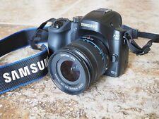 Used Samsung nx30 camera 18-55 mm lens + waterproof bag