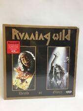 Running Wild Death Or Glory -Reissue- vinyl 2 LP NEW sealed