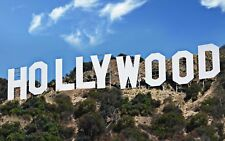 HOLLYWOOD Sign 16x20 Print Luster Paper Photo Scenic Picture Los Angeles CA