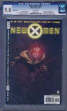 New X-Men #115 CGC 9.8 1st Appearance Negasonic Teenage Warhead Deadpool 2