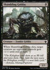 4x shambling Goblin | nm/m | Dragons of tarkir | Magic mtg