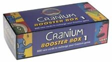 Cranium Booster Box 1 with 800 New Cards to Recharge your Game NEW