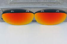Oakley Pit Boss 2 II Ruby Iridium Replacement Lenses Custom Cut OEM