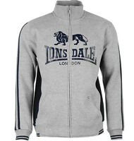 LONSDALE Men's Zipper Sweater Jacket S – L XL 2XL 3XL 4XL Sweatshirt Top NEW