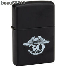 """NEW"" HARLEY OWNERS GROUP 110th 30th 1983 - 2013 ANNIVERSARY HOG ZIPPO LIGHTER"