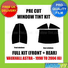 VAUXHALL ASTRA COUPE 1998-2004 (G) FULL PRE CUT WINDOW TINT KIT