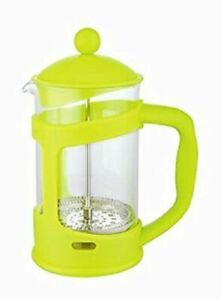 COFFEE MAKER SERVING CAFETIERE MIXER PLUNGER PRESS GLASS PITCHER 6 SIX CUP 800ML