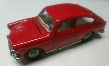 Vintage 1960's Dinky Toys #163 Red Volkswagen 1600 TL Mint Condition No Reserve