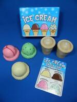 Melissa & Doug Scoop & Stack Ice Cream Cones Shop Playset Toy ~ EXCELLENT
