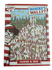 JIGSAW 1000, WHERE'S WALLY, NEW AND SEALED, FAIRIES AND SKIS PUZZLE NEW
