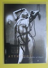 Attrition – the unraveller of Angels CD a5 Manche, tour Edition, Lim. 500