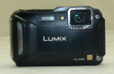Panasonic LUMIX DMC-TS5 16.1MP Waterproof and Shockproof Black Digital Camera
