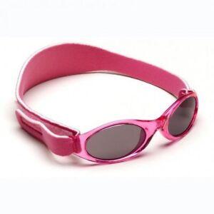 Kids kidz Banz Adventure Sunglasses 2-5 Years - Pink