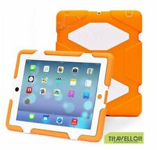 Travellor Apple iPad 2/3/4 Case Winpartner Travellor Silicone Protective Case