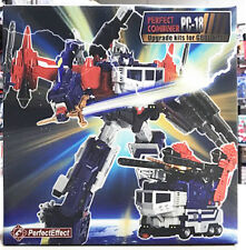 Transformers Perfect Effect Combiner PC-18 Upgrade Kits for God Ginrai New