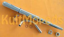 échappement complèt approprié F Simson KR51 2 Schwalbe collecteur cuivre joint